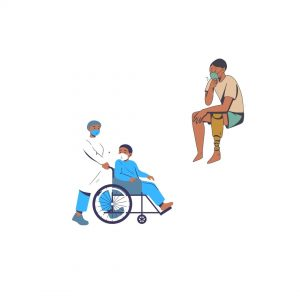 covid disability